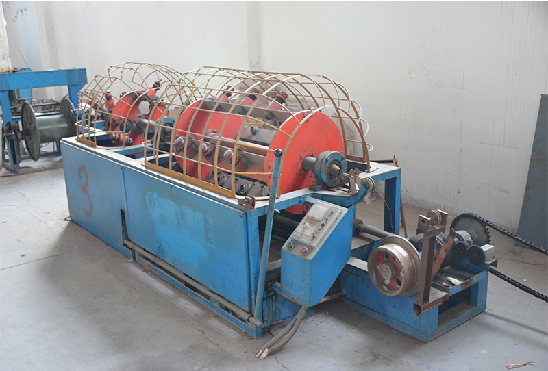 电缆拉斯生产设备